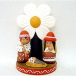 Presepe terracotta fiore_2