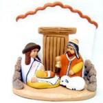 Presepe terracotta casetta_12