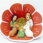 Presepe terracotta fiore_3