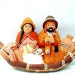 Presepe terracotta su canoa_1