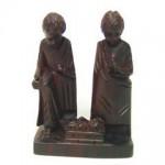 Presepe legno 3 figure