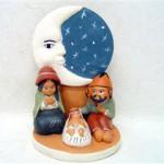 Presepe terracotta luna_1