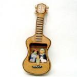 Presepe terracotta in chitarra